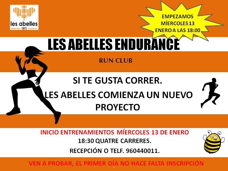 Les.Abelles.Running